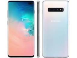 Smartphone Samsung Galaxy s10+ 128GB branco