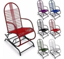 Cobre-se cadeiras de balanço