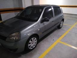 Clio Authentique 1.0 16V 2007/2008 (Flex)