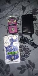 Pedal de Efeito Electro Harmonix Mod11 Modulador