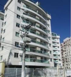 Apartamento de 3 qtos com suíte, varanda gourmet e garagem - Centro/Itaboraí