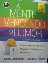 Livro - A mente vencendo o humor
