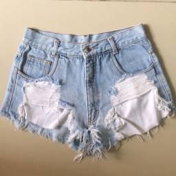 Short Jeans Hamuche