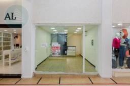 Loja para alugar, 54,39 m² por R$ 4.300/mês - Centro - Curitiba/PR