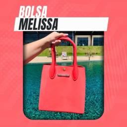 Bolsa (Leia a Descrição) Bolsa Melissa Nova Várias Cores