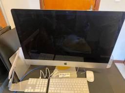 Título do anúncio: Vendo Apple Imac 27 polegadas praticamente novo