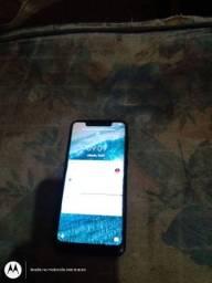 Motorola one trincado funcionando perfeitamente