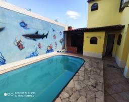 Casa Duplex Com 2 Suítes e Piscina Em Condomínio no Centro de Manilha - Itaboraí