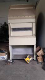 Condensador de usina de algodão 72x47 ' 30 Fardos