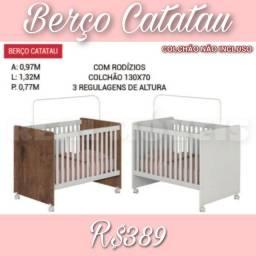 BERÇO BERÇO CATATAU / BERÇO CATATAU