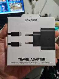 Carregador Samsung Original Super Fast Charge 45w
