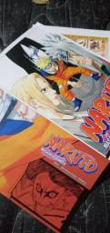 Mangás Naruto Gold Novo com Pôsteres