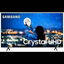 Smart TV LED 65' Samsung, Crystal UHD<br>