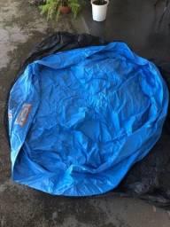 Poscina de plastico 1,5m de diametro