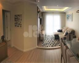 Jardim Stella. Apartamento com 98m2, próximo À Avenida Pereira Barreto. 3 dormitórios, sen
