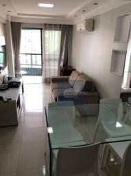 Apartamento com 1 dormitório para alugar, 36 m² por R$ 2.200,00/mês - Boa Viagem - Recife/