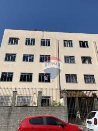 Apartamento com 3 dormitórios para alugar, 73 m² por R$ 900,00/ano - São Mateus - Juiz de