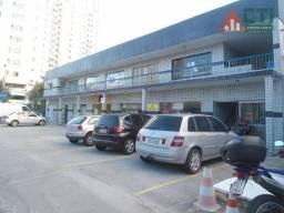 Sala para alugar, 30 m² por R$ 750,00/mês - Casa Amarela - Recife/PE