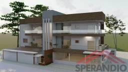 Apartamento novo c/ 1suíte + 2 quartos, frente para Avenida Pérola - Condomínio Petry III