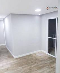Apartamento com 2 dormitórios à venda, 54 m² por R$ 308.000 - Centro - Diadema/SP