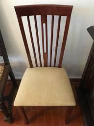6 cadeiras de mesa