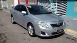Corolla GLi 1.8 automático 2010