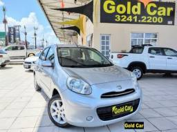 Nissan March SV 1.6 2013 - ( Padrao Gold Car )