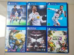 Jogos de PS4 Playstation 4