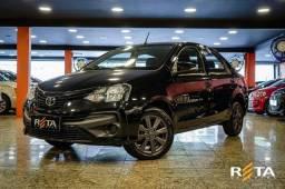 Título do anúncio: Toyota ETIOS X SEDAN 1.5 FLEX 16V 4P AUT