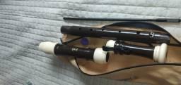 Flauta Tenor Yamaha Barroco YTR 304 B