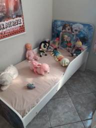 Cama infantil +colchão