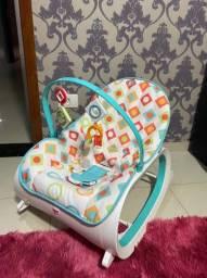 Cadeira de descanso vibratória - Fisher Price