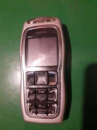 Vendo celular antigo Nokia pra colecionar célula muito raro fucionando perfeito leia