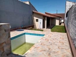 Título do anúncio: Casa com 2 dorms, Cibratel II, Itanhaém - R$ 299 mil, Cod: 375