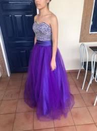 Vestido Longo Debutante (15 anos)