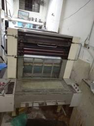 Título do anúncio: Impressora Offset Adast 725P