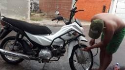 Troco por outra moto de maior  cilindrada