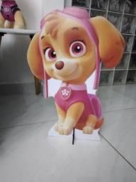 Título do anúncio: Display de chão Skye patrulha canina