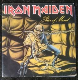 Lp Iron Maiden - Piece of Mind