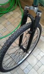Título do anúncio: Vendo uma bicicleta aro 24