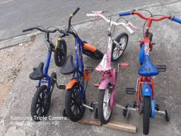 4 bicicleta  aro 16