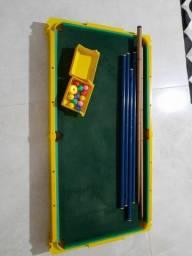 Mesa de sinuca infantil