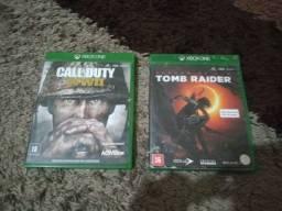 Título do anúncio: Troco jogos de Xbox One por de One tmb ou vendo ou troco por algo do meu interesse