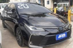 Título do anúncio: Corolla Altis 2.0 Híbrido 2020 + ipva 2021. Entrada + parcelas de 2.439