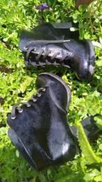 Bota Sapatinho de Luxo