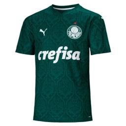 Camisa Palmeiras I 20/21 s/n° Torcedor Puma - Verde
