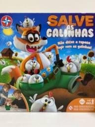 Jogo Salve as Galinhas - Estrela ( seminovo)