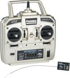 Rádio Controle Futaba 4YF p/ Aeromodelo