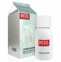 Perfume diesel plus plus 75ml original