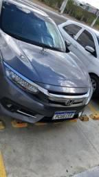 Honda civic touring 18/18  carro zero